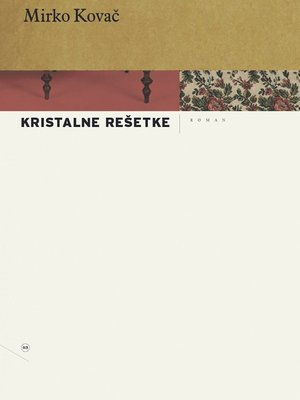 cover image of Kristalne rešetke